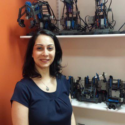 Sanaz - PhD